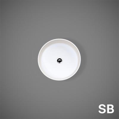 Vasque HI-MACS®   CB330C   À poser