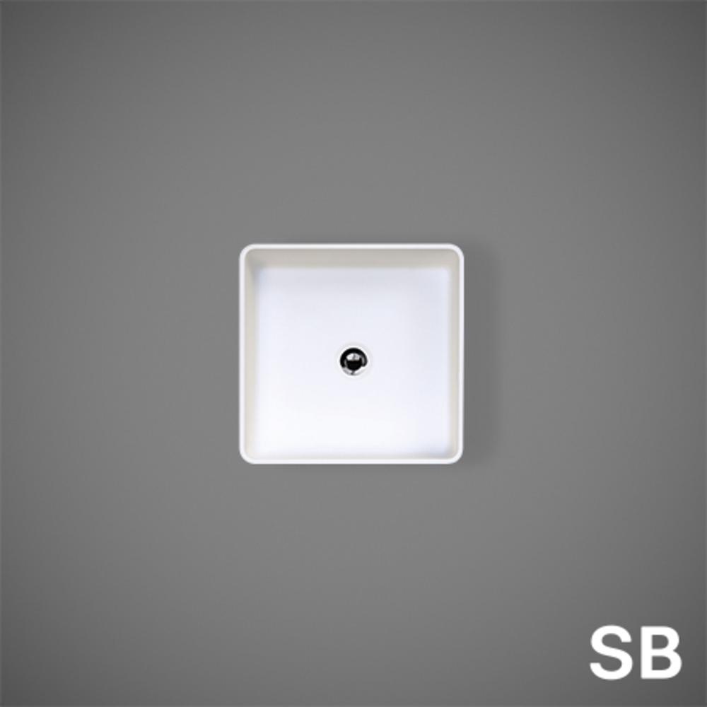 Vasque HI-MACS®   CB330S   À poser