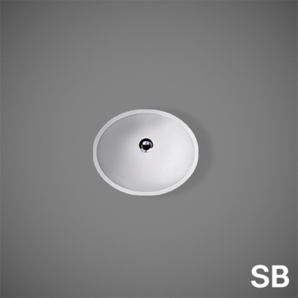 Vasque HI-MACS®   CB422   À coller