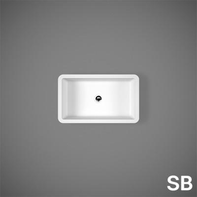 Vasque Hi-Macs® <br /> CB502 <br /> A coller<br />
