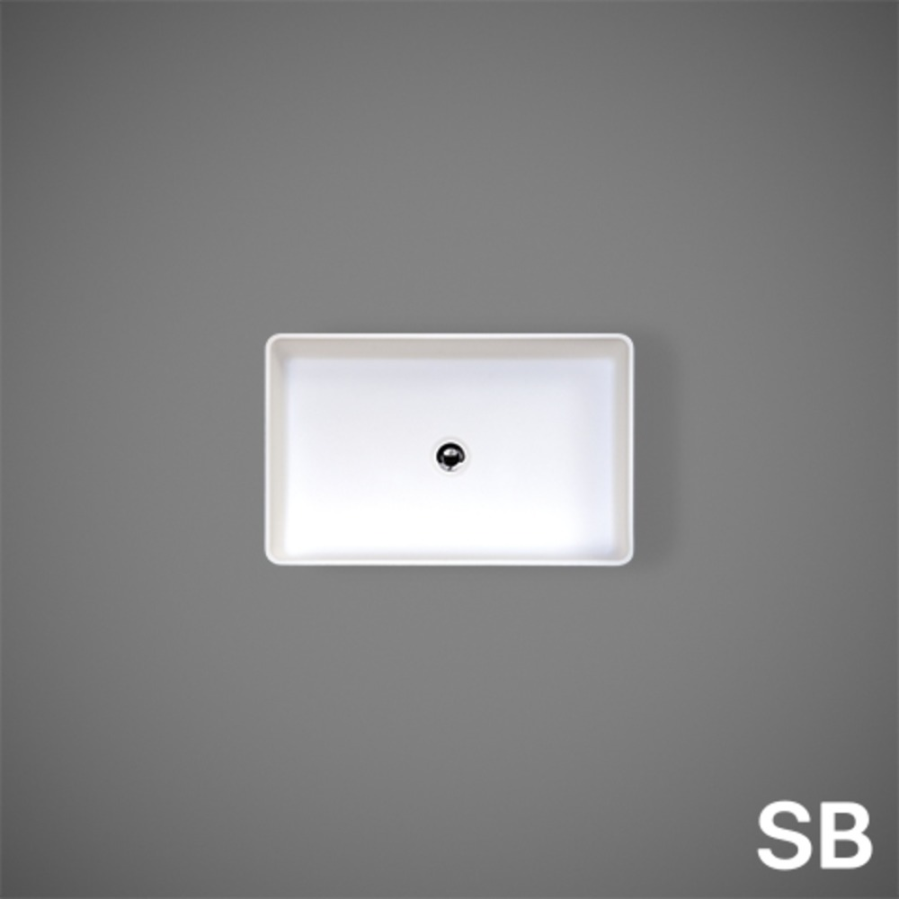 Vasque HI-MACS®   CB540R   À poser