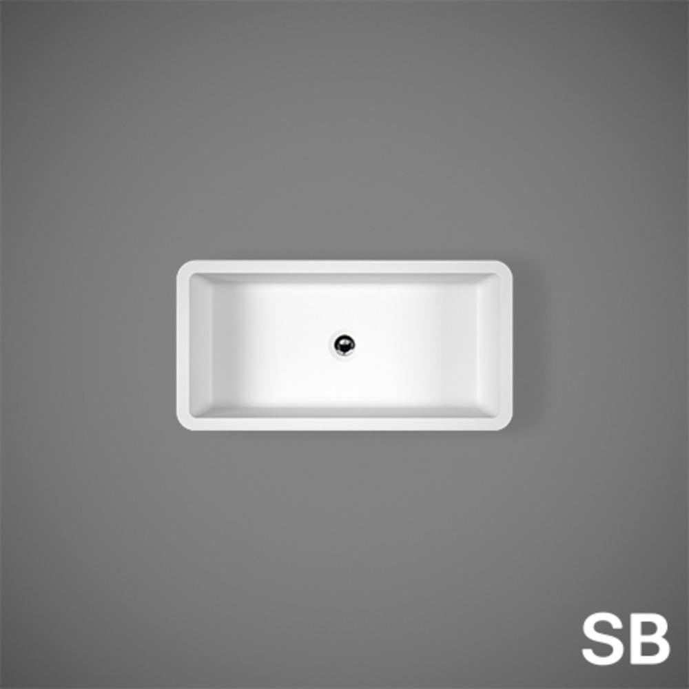 Vasque HI-MACS®   CB602   À coller