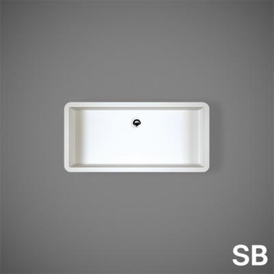 Vasque Hi-Macs® <br /> CB723 <br /> A coller<br />