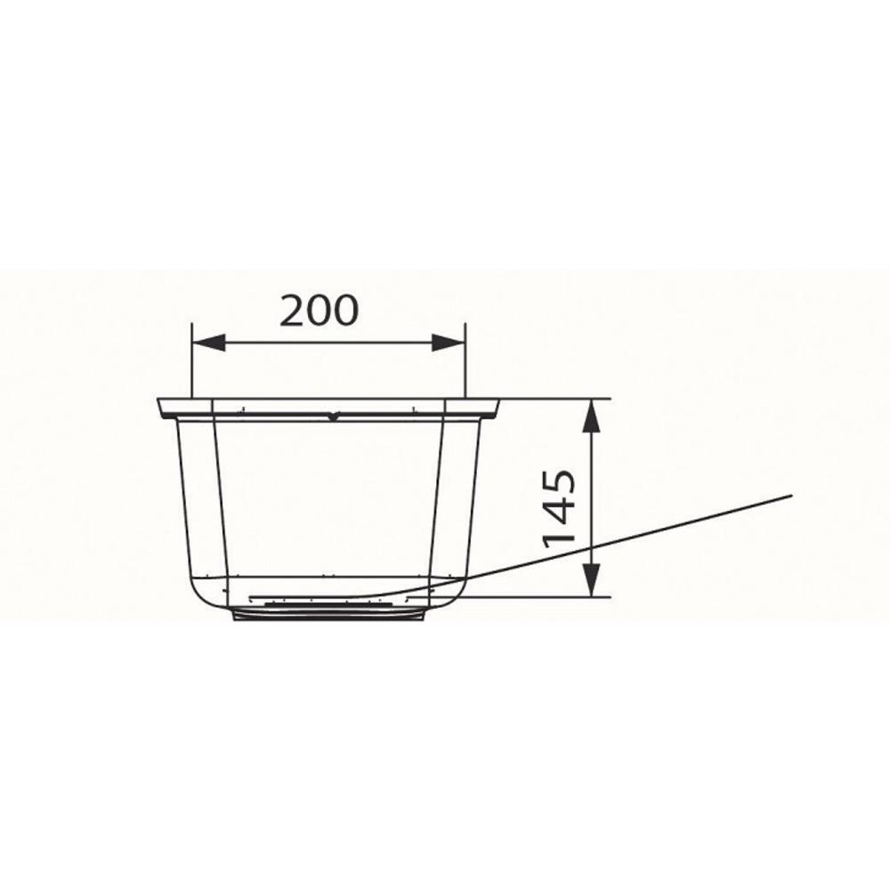 Cuve HI-MACS®   CS204