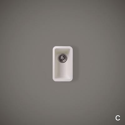 Cuve HI-MACS® <br /> CS325R<br />