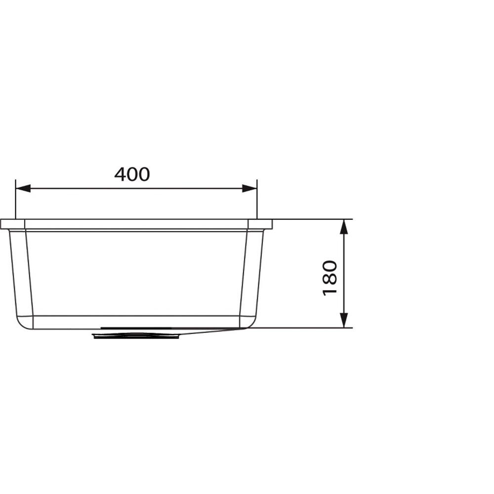 Cuve HI-MACS®   CS404