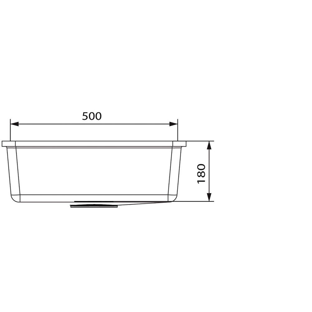 Cuve HI-MACS®   CS504